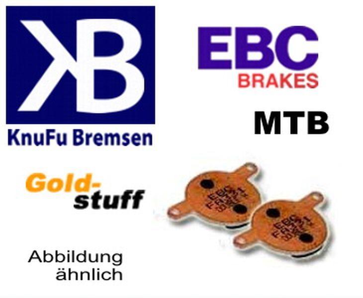 EBC-Bremsbelaege-SHIMANO-Saint-09-Zee-Scheibenbremse-2-Stueck-Fahrrad-Bremskloetze
