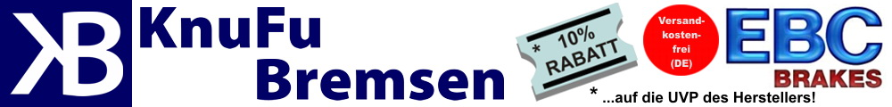 EBC Bremsen - KnuFu EBC Bremsen Shop